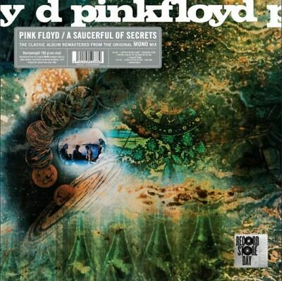 Pink Floyd A Saucerful Of Secrets Remastered Mono Vinile  Record Store Day 2019