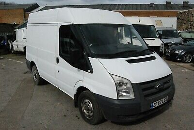 Ford Transit 2008 Spares Or Repairs Starts And Drives No Reserve 99P Start