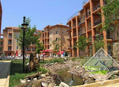 1 - BEDROOM APARTMENT FOR SALE IN SUNNY BEACH RESORT, BULGARIA! 15min TO BEACH