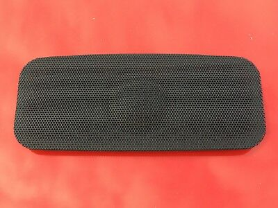 AUDI 80 90 B2 FRONT LEFT SPEAKER COVER GRILL GRILLE BROWN 855035399