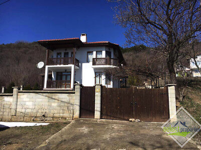 Panoramic Sea View House With Land / Property For Sale In Bulgaria, Nr Beach.