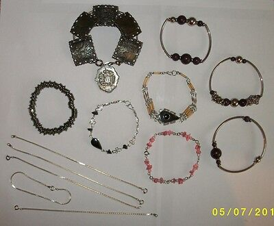 costume jewellery  - bulk - joblot - sale - bargain - lot 10
