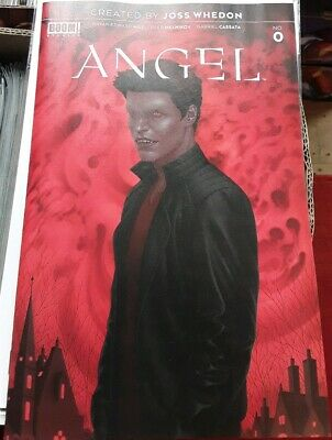 Angel No.0 NM First Print Variant Cover Limited to One Per Shop Unread Bagged