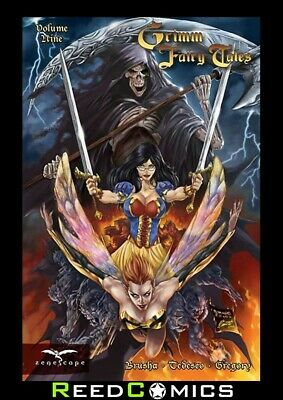 GRIMM FAIRY TALES VOLUME 9 GRAPHIC NOVEL New Paperback Collects #51-56