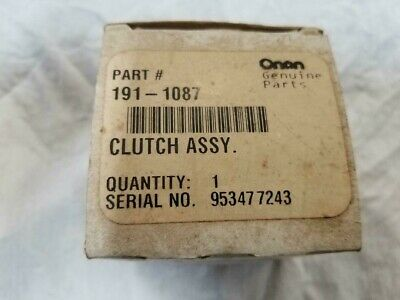 New old stock 2 Onan 214a54 brushes Box of