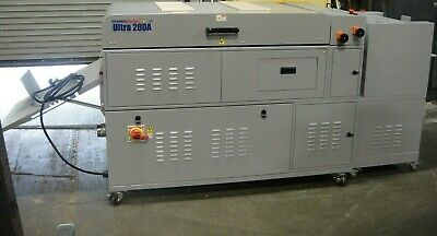 Duplo UV 200A Coater with SF-200 Feeder