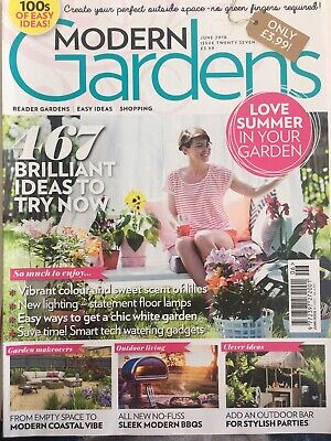 Modern Gardens Magazine June 2018 Issue