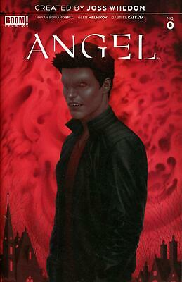 Angel (2019-) #0 Retailer Thank You Variant Cover NM Boom! Studios