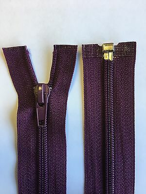 "20"" Purple 1 Way Open End 100pcs"