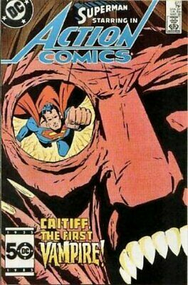 Action Comics (Vol 1) # 577 (VryFn Minus-) (VFN-) DC Comics AMERICAN