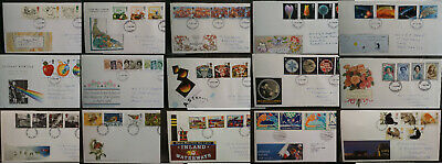 GB FDC 1986 - 1998 First Day Covers Commemorative Multiple Listing from 99p