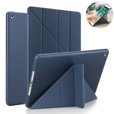 """For Apple iPad 5th 6th Gen 9.7"""" 2017 2018 Slim Magnetic Smart Cover Case Stand"""