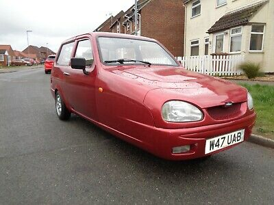 Reliant Robin 8 months MOT FSH very good runner 36k miles  ****Can Deliver****
