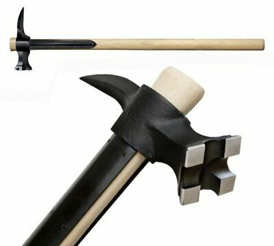 """Cold Steel War Hammer, Drop Forged Head, 30"""" Hickory Handle #90WHA"""