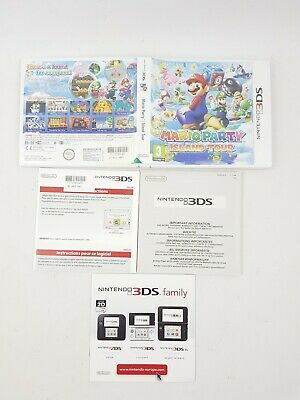 Mario Party: Island Tour Nintendo 3DS NO GAME REPLACEMENT CASE BOX ONLY