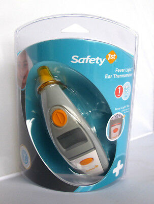 Safety 1st Fever Light 1 Second Ear Thermometer 49551