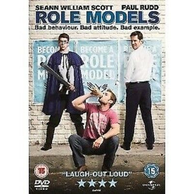 Seann William Scott - Paul Rudd - Role Models - 5050582556148 - Dvd Film