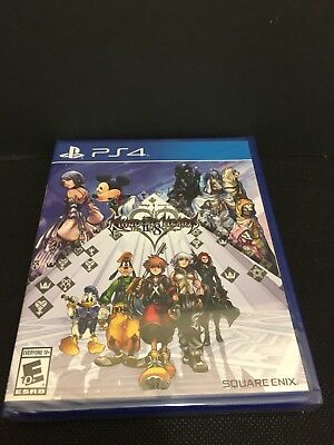 Kingdom Hearts HD 2.8 Final Chapter Prologue PS4 [Brand New]