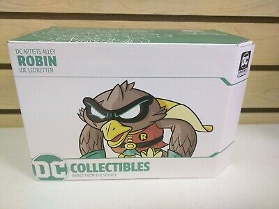 DC Collectibles DC Artists Alley Robin PVC Statue by Joe Ledbetter - In Stock