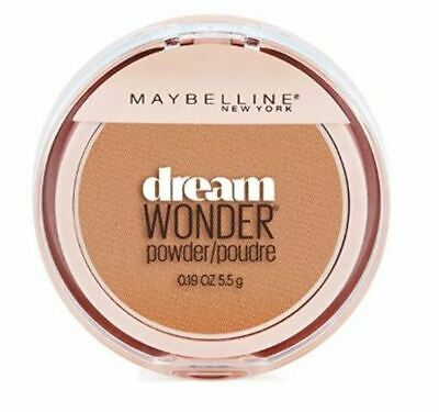 Maybelline Dream Wonder Compact Face Pressed Powder 93 Honey Beige