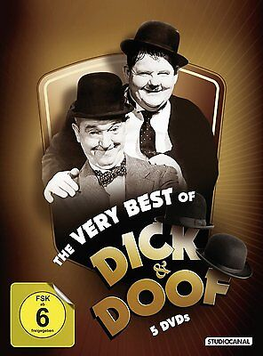 Laurel & Hardy & Doof Laurel and Hardy Very Best of 5 DVD Box Collection