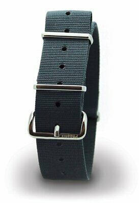 British Army - Military - Genuine Phoenix NATO MOD Watch Strap - Admiralty Grey