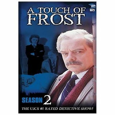 A TOUCH OF Frost - Season 6 DVD - $4 33 | PicClick
