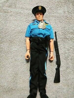 1999 Hasbro GI Joe Police Trouble at Prosperity Bank Collector Owned!!!!