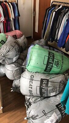 Vintage Wholesale X 50 Mixed Item Boxes Branded Mens And Womens B Grade