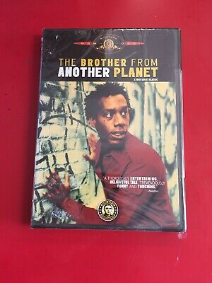 The Brother From Another Planet (DVD, 2003) NEW SEALED RARE OOP L@@K