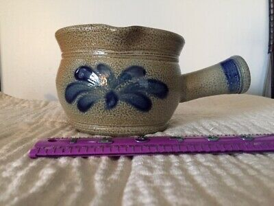 Rowe Pottery Works Collection Collectible 2002 Pipkin never used