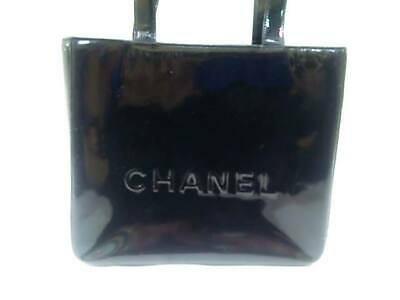 2d12b553e860 AUTH CHANEL MATELASSE Patent Toilette Shoulder Tote Bag yellow ...