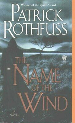 The Name of the Wind by Patrick Rothfuss 9780756404741 | Brand New