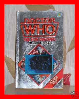 Dr Who The Five Doctors Terrance Dicks 20Th Anniversary Special 1St Edition 1983