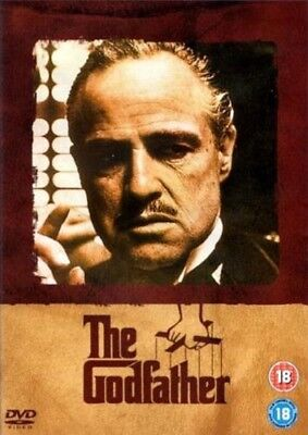 The Godfather - 5014437851031 - Marlon Brando-Al Pacino - Brilliant Dvd Film