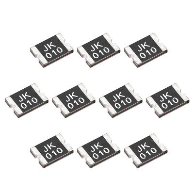 Resettable SMD Fuse 1812 Surface Mount Chip 30V 0.1A 10pcs