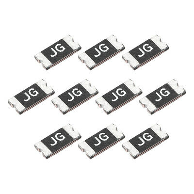 Resettable SMD Fuse 1210 Surface Mount Chip 16V 0.5A 10pcs