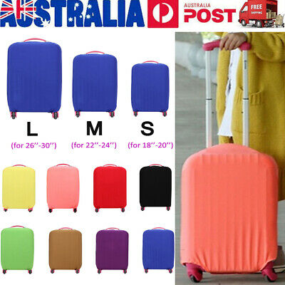 Travel Luggage Suitcase Cover Protector Elastic Scratch Dustproof Bags Case New