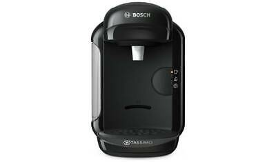 Tassimo by Bosch Vivy 2 Coffee Machine - Black Drink At The Touch Of A Button_UK