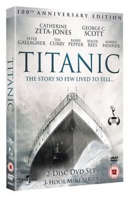 Titanic  2-Disc DVD Set 100th Year Anniversary Edition Brand New Factory Sealed