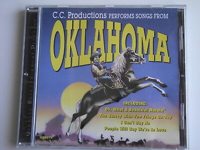 C.C. Productions performs Songs From Oklahoma. CD Album. (L07)