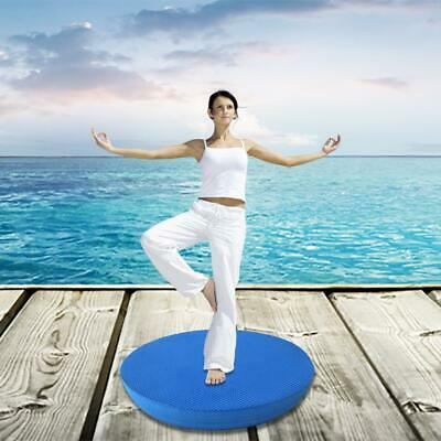Yoga Balance Board Disc Gym Stability Air Cushion Wobble Pad Physical Rehabilita
