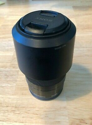 Sony SEL55210 F/4.5-6.3 E OSS - Black - Hardly Used - In Great Condition