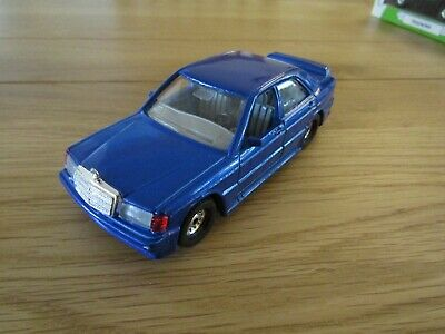 Corgi Mercedes 190E 2.3 16V from the Mobil Oil Collection