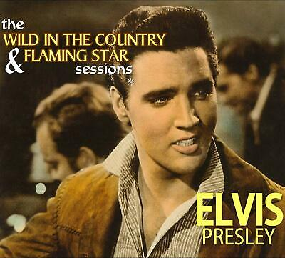 Elvis Presley - The Wild In The Country & Flaming Star Sessions. CD New & Sealed