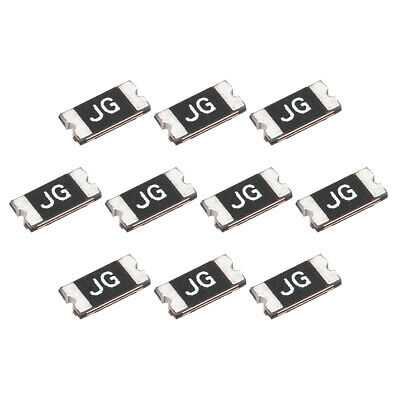 Resettable SMD Fuse 1206 Surface Mount Chip 15V 0.5A 10pcs