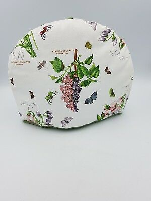 Portmeirion Botanic Garden Large Fabric Tea Cosy Teapot Warmer Lilac Sweet Pea