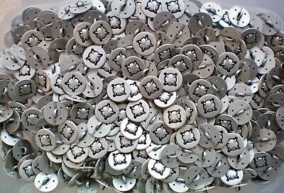 Small 11mm 15mm Silver Grey Satin Shank Industrial Metal Button Buttons (MB84A-B