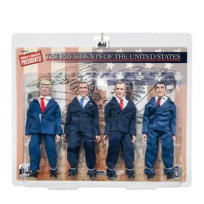 US Presidents 8 Inch Action Figures Series: Historical Four Pack
