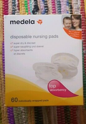 Medela Breast Pads Nursing Pads 33pcs Disposable